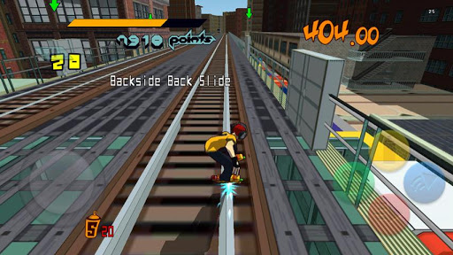 Jet Set Radio +data for Android - Version 1 07 | Free Download Apps
