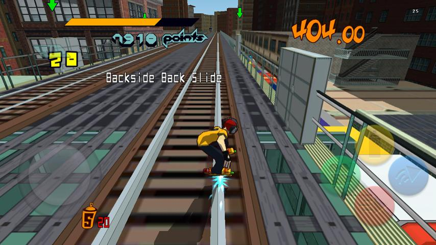 Jet Set Radio - screenshot