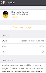 Now Tapped - screenshot thumbnail