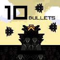 10 Bullets logo