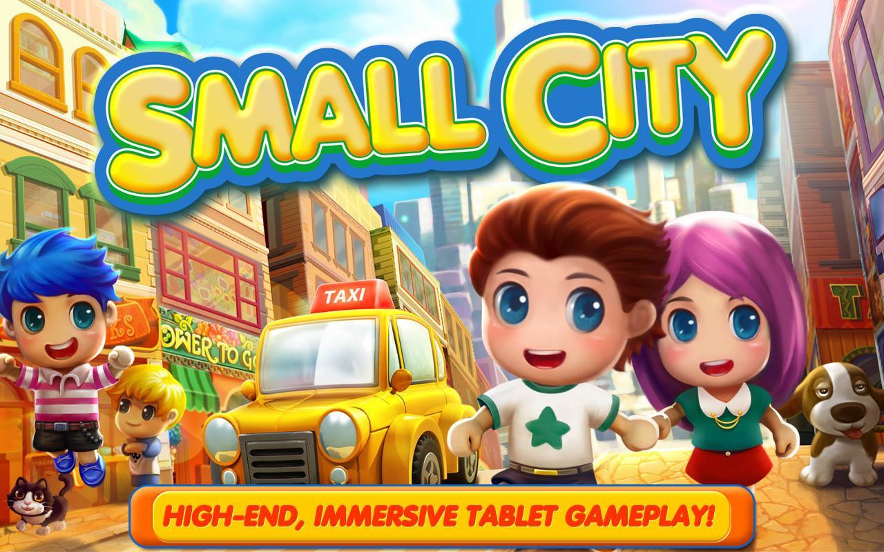 SMALL CITY screenshot #1
