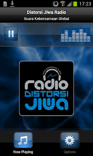 Distorsi Jiwa Radio- screenshot thumbnail