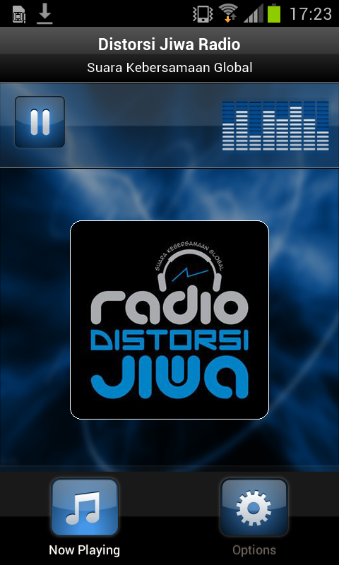 Distorsi Jiwa Radio- screenshot