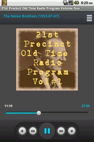 21st Precinct OTR Volume 1