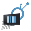 Panasonic TV Media Player icon