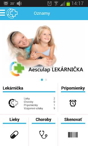 Aesculap LEKÁRNIČKA