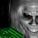 friends scare, horror maze icon