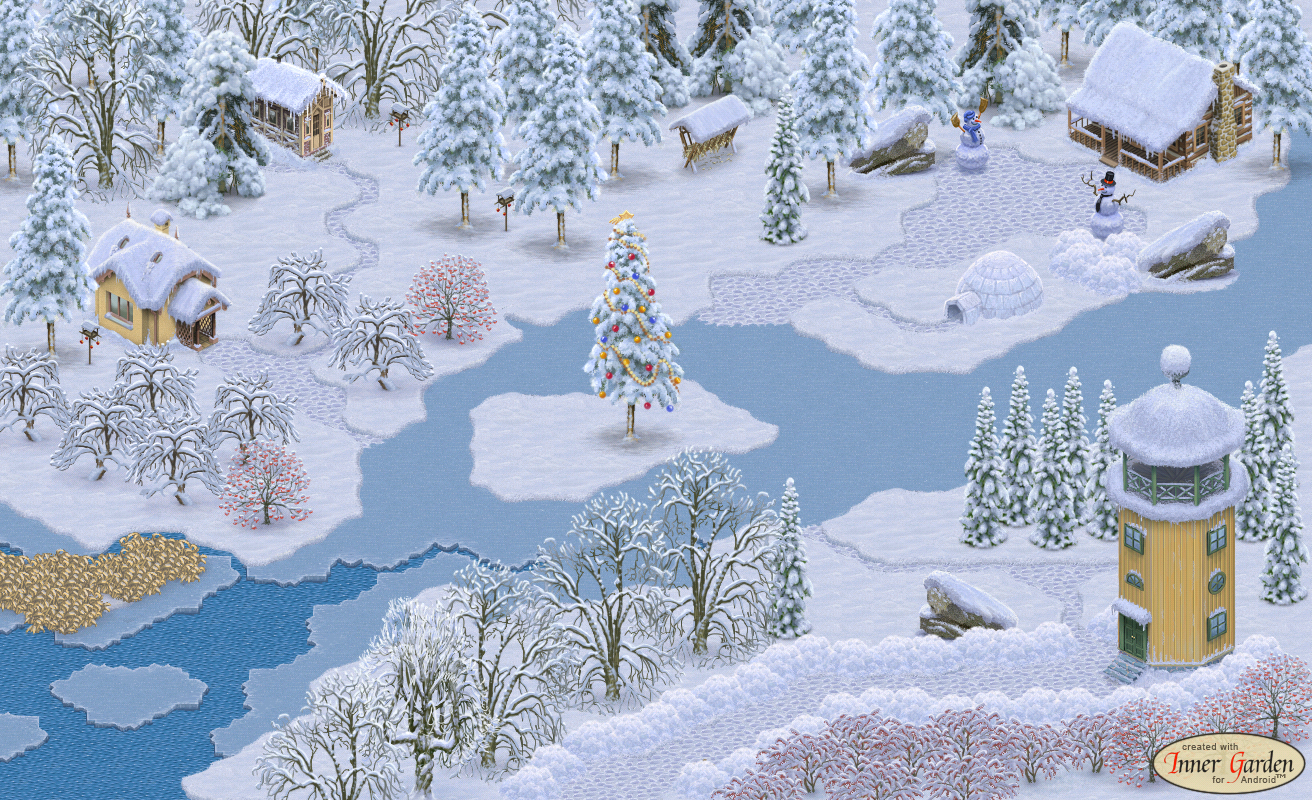Inner garden winter garden android apps on google play for Winter garden