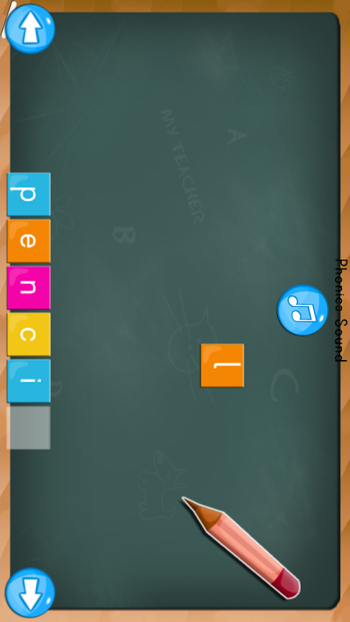 Preschool All Words 2 Lite - screenshot