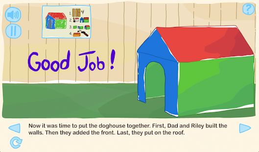 Riley and the Doghouse- screenshot thumbnail