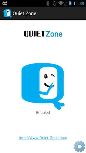 Quiet Zone for Android