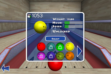 Trick Shot Bowling- screenshot thumbnail