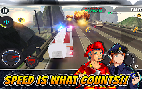 Play Smash Cops Heat Game Online - Smash Cops Heat