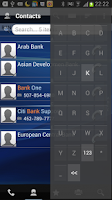Screenshot of RocketDial Dialer & Contacts