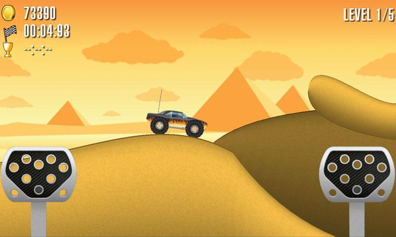 Crazy Wheels: Monster Trucks - screenshot