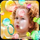Baby Soap bubbles