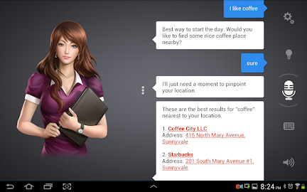 Assistant Screenshot 1