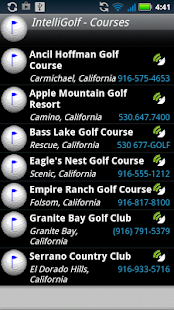 IntelliGolf FREE - Golf GPS- screenshot thumbnail