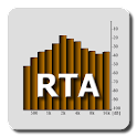 RTA Audio Analyzer logo