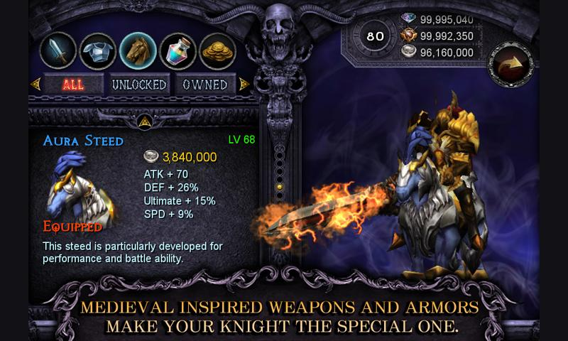 Apocalypse Knights - screenshot