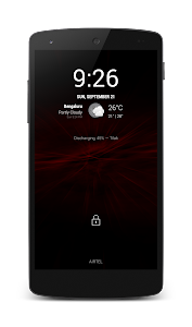 Bright Red Theme CM11.0 Theme v1.1