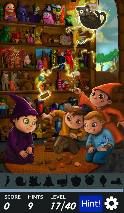 Hidden Object World - screenshot