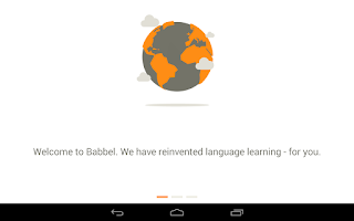Screenshot of Learn Turkish with Babbel