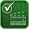 DISNEY MOVIES CHECKLIST logo