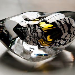 Glass by Lucien Vandenbroucke - Artistic Objects Glass
