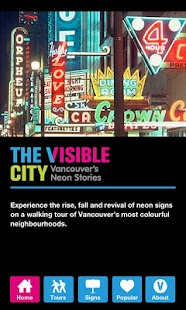 The Visible City - screenshot thumbnail