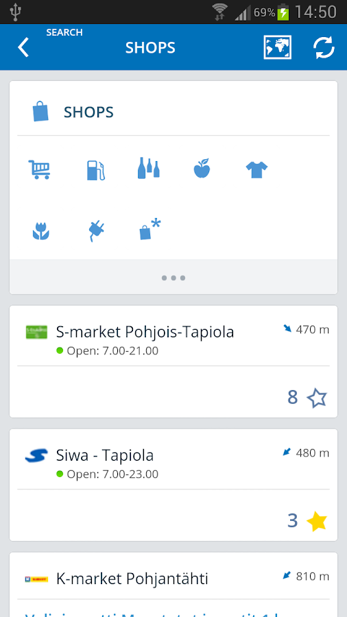 Tassa.fi Finland - screenshot