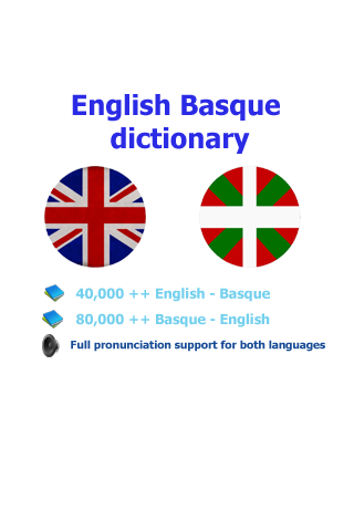 Basque best dict - hiztegi