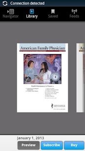 American Family Physician - screenshot thumbnail