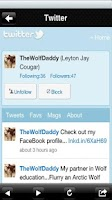 Screenshot of Wolf Daddy