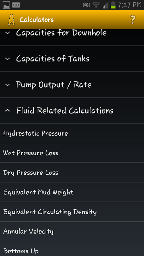 Oil & Gas Solutions - screenshot