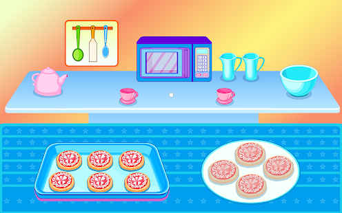 Cooking With Kids Biscuits- screenshot thumbnail