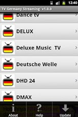 TV Germany Streaming 1.0.2 apk