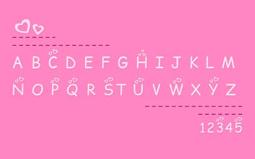 Lover font 2