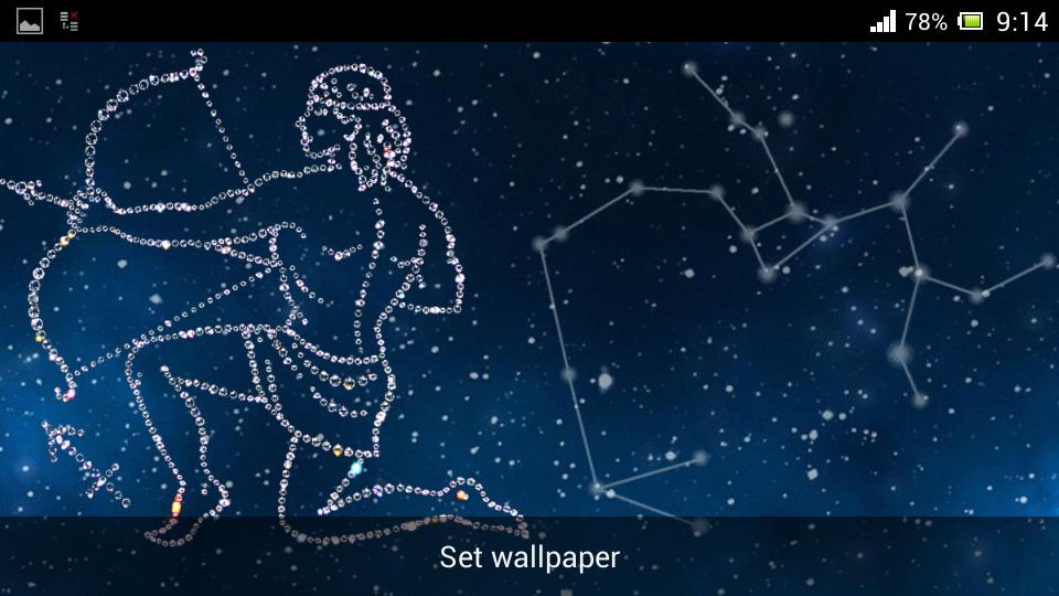 Zodiac Sagittarius Live - screenshot