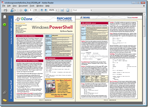 Quick reference guide template free today manual guide trends sample new free regware powershell 8 page reference card greg quick reference guide template free download quick reference guide template free download maxwellsz
