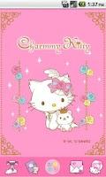Screenshot of Free Charmmy KittyPrince Theme