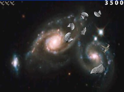 Asteroides Screenshot 1