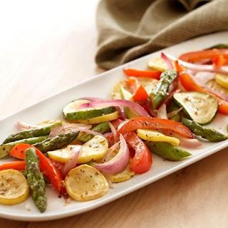Vegetable Saute.