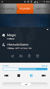 XiiaLive™ - Internet Radio- miniatura screenshot