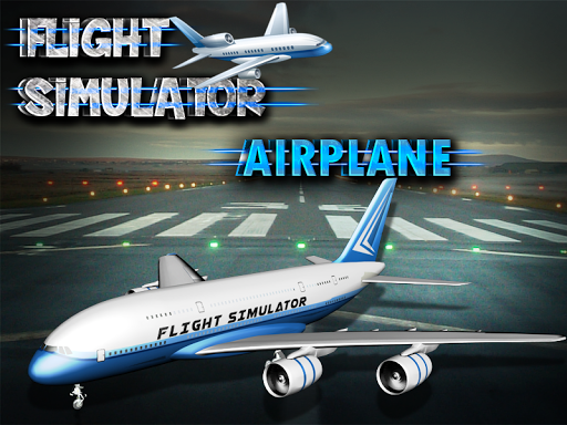 Flight Simulator Airplane