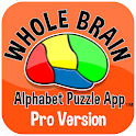Whole Brain Puzzle App - PRO icon