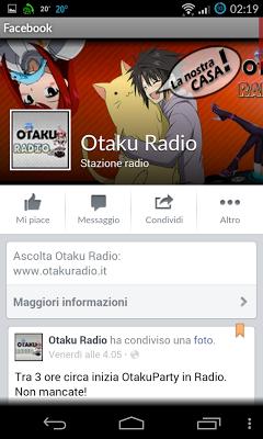 Otaku Radio - screenshot