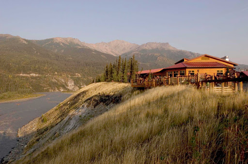 Princess-Cruises-Alaska-Denali-Lodge - Denali Lodge packages are available from Princess Cruises.
