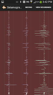 Seismograph - screenshot thumbnail