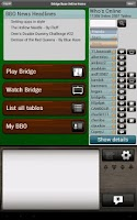 Screenshot of Bridge Base Online